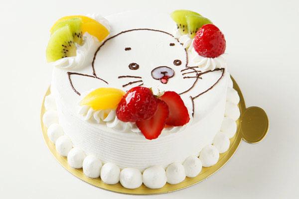 イラスト1体のみ お絵かきケーキ 5号 15cmの画像2枚目