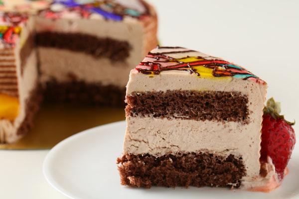 イラスト1体のみ お絵かきケーキ 5号 15cmの画像7枚目