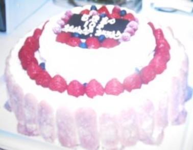 【青森県八戸市近辺 限定配送】【送料無料】パーティー用大型ケーキ ホール