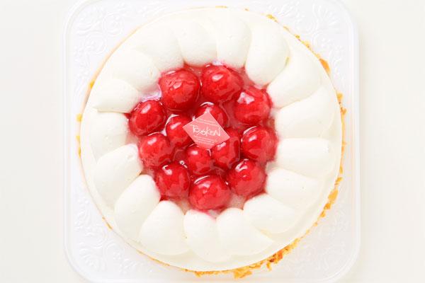木苺のレアチーズケーキ 5号 15cmの画像2枚目