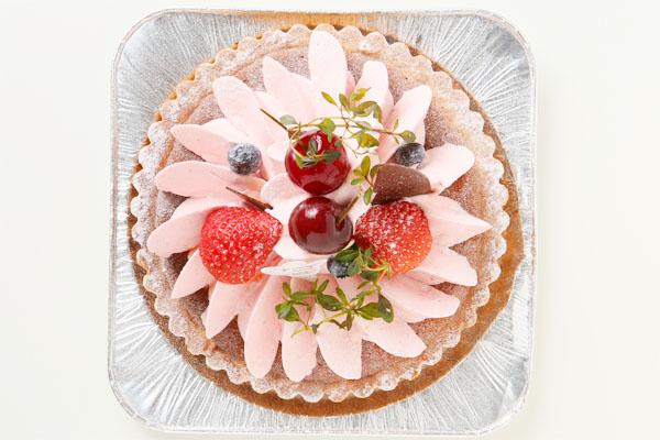 木苺のチーズケーキ 4号 12cmの画像2枚目