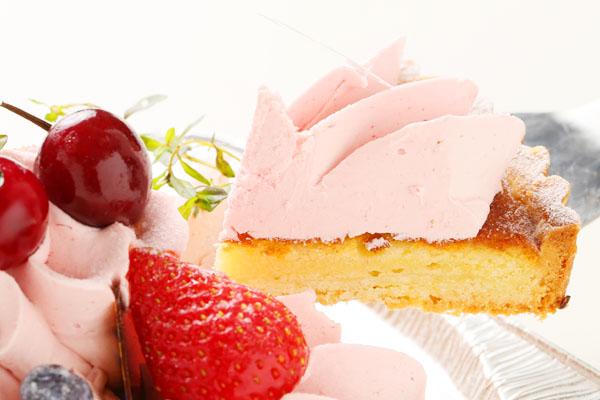 木苺のチーズケーキ 4号 12cmの画像3枚目