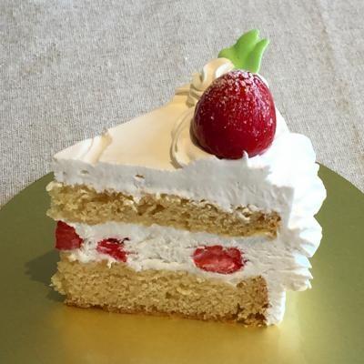 卵・乳製品・小麦粉除去 アレルギー対応いちご100%ショートケーキ 4号の画像3枚目