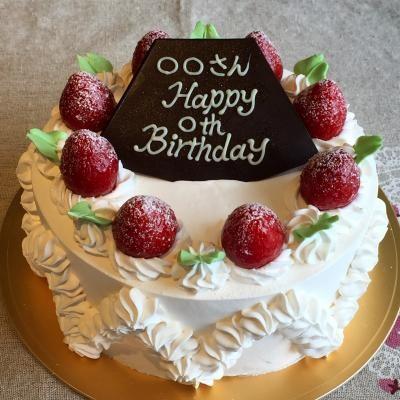 いちご100パーセントショートケーキ