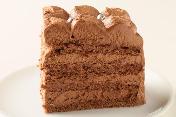 チョコレートクリームデコレーション 5号 15cmの画像3枚目
