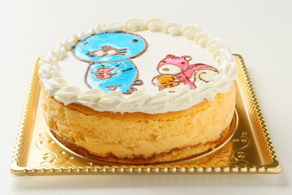 ガトーフロマージュのキャラクターケーキ 4号 12cmの画像4枚目