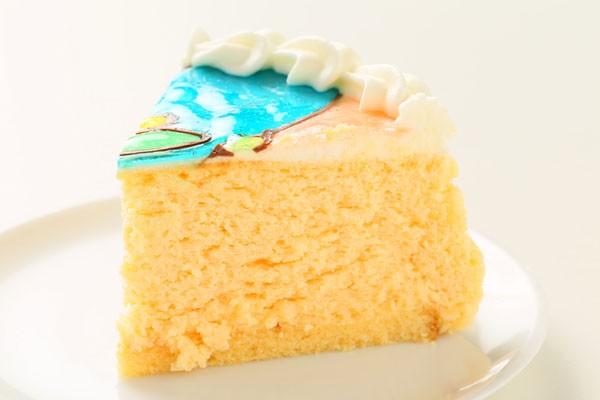 ガトーフロマージュのキャラクターケーキ 4号 12cmの画像7枚目