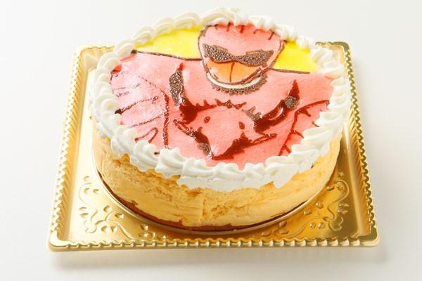 ガトーフロマージュのキャラクターケーキ 4号 12cmの画像2枚目