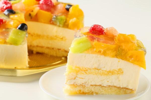 レアチーズケーキ 4号 12cmの画像5枚目