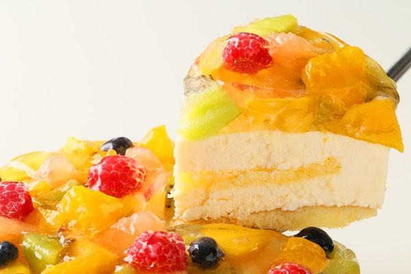 レアチーズケーキ5号の画像3枚目