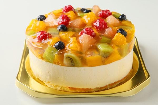 レアチーズケーキ 4号 12cmの画像1枚目
