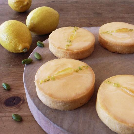 La Tartelette au Citron レモンタルト