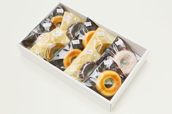 焼きドーナッツ 10個入りの画像9枚目