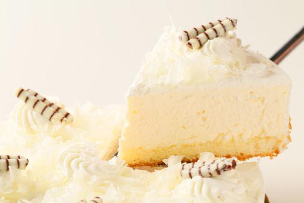 レアチーズケーキ 5号 15cmの画像3枚目