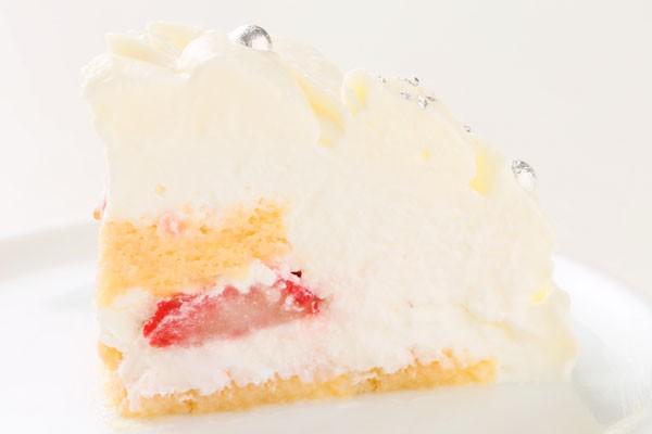 プリンセスケーキ「眠り姫」 5号15cm(ホワイト)の画像4枚目