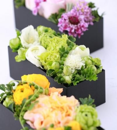 【送料無料】Box Flower mini
