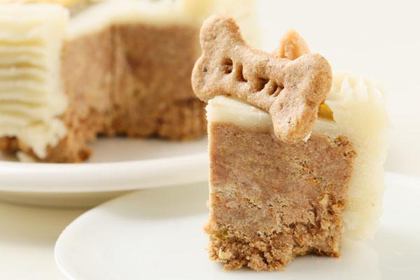 焼肉屋さんが作る、愛犬用バースデー肉ケーキの画像5枚目