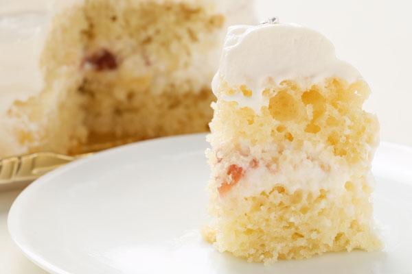 乳製品除去 バラのクッキーが可愛いデコレーションケーキ 国産小麦と粗糖の優しい味わい 4号 12cmの画像5枚目