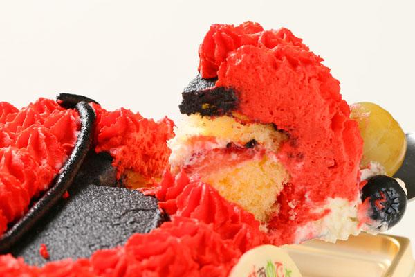 キャラクターケーキ 5号 15cmの画像6枚目