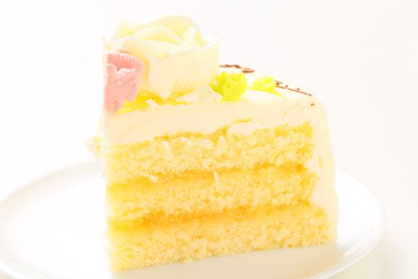 バタークリームデコレーション 5号 15cmの画像4枚目