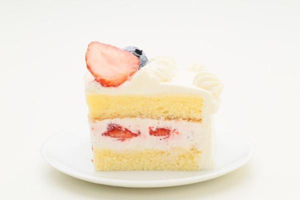 イチゴたっぷりパーティデコレーションケーキ 30×30cm の画像5枚目
