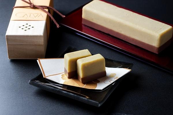 「栗きんとんショコラ」~和と洋の新食感~チョコレートの名店が手掛けるの画像1枚目