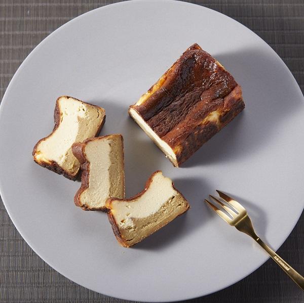 ~3つ星シェフパティシエによる絶品お芋スイーツ~蜜芋バスクチーズケーキ の画像1枚目