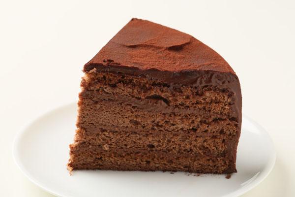 ガナッシュチョコレート 5号 15cmの画像4枚目