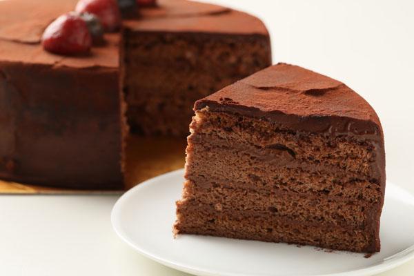ガナッシュチョコレート 5号 15cmの画像5枚目