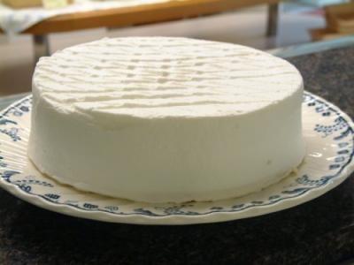 送料無料!レモンの香り☆純白チーズ 6号の画像2枚目