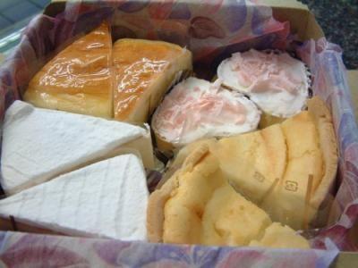 送料無料!4種類のチーズケーキ 8個入の画像2枚目