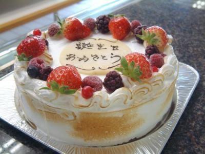 ホールアイスケーキ 5号 15cm