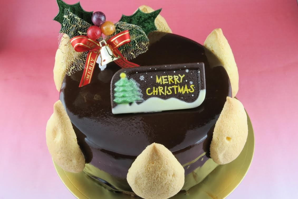 【クリスマスケーキ2016】ミノワールショコラ