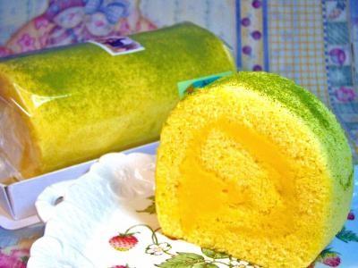 レモンクリームロール 【レモンのロールケーキ】の画像1枚目