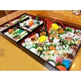 丹匠パーティセット 伊勢えび入り (8人前)【食事 和食 お祝い 宴会 寿司 魚 海鮮】の画像1枚目