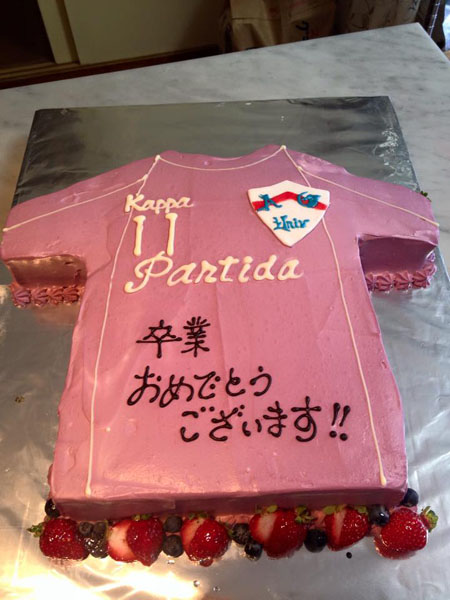 パーティ用オーダーケーキの画像4枚目