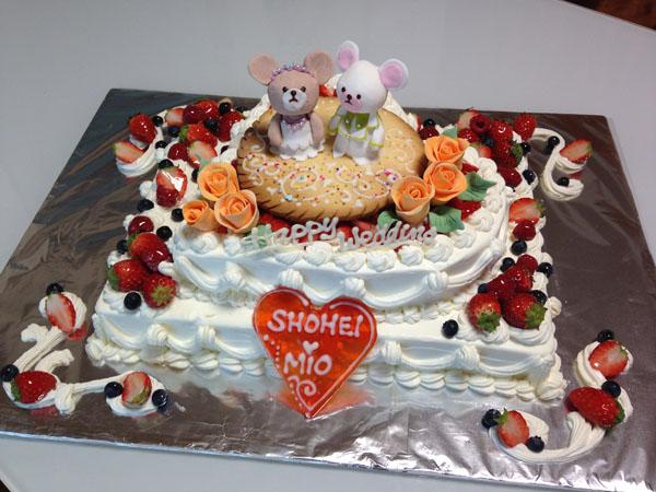 パーティ用オーダーケーキの画像6枚目
