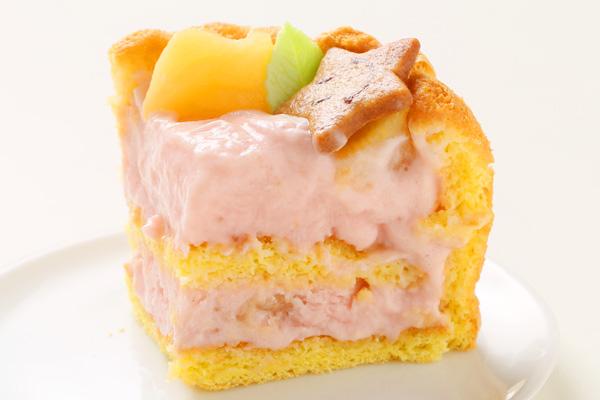 ファーストバースデーケーキ〜ヨーグルト+シューズ〜 4号 12cmの画像4枚目