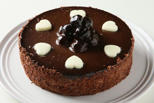 チョコレートデコレーション 4号 12cm