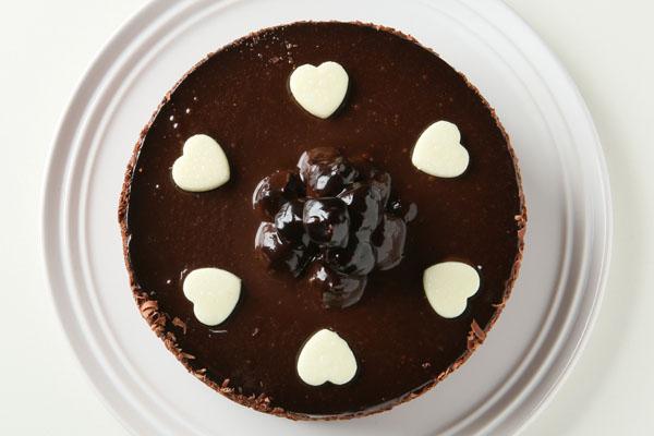 チョコレートデコレーション 5号 15cmの画像2枚目