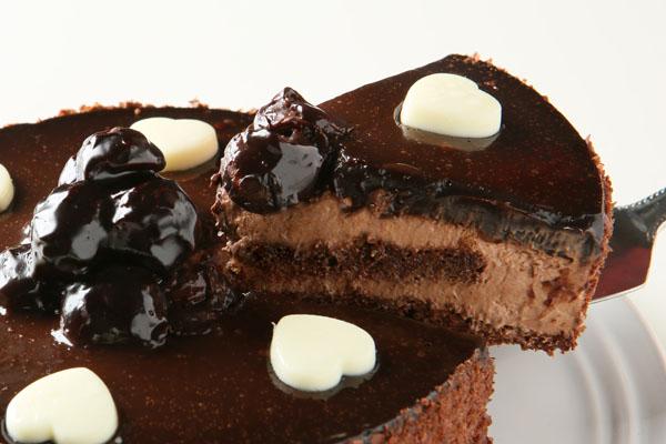 チョコレートデコレーション 5号 15cmの画像3枚目