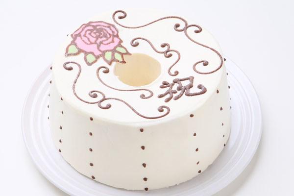 シフォンケーキイメージ