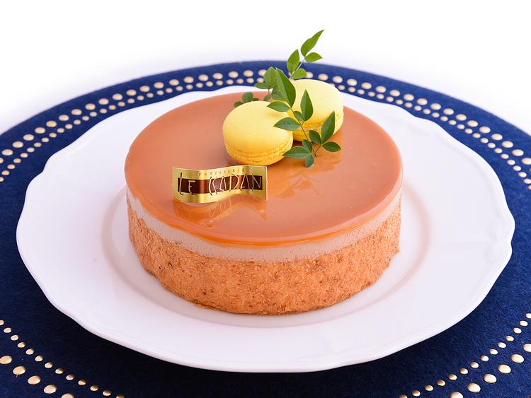 日本最大のケーキコンクールで日本一を獲得☆ セ・ラ・ヴィ 5号 15cmの画像1枚目