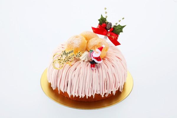 自宅用にも贈り物用にも♪かわいいクリスマスケーキ16選