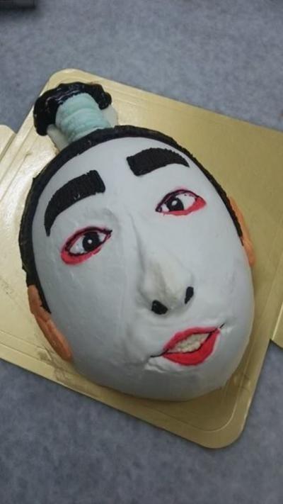 【2016年12月24日配送不可】特注ケーキ4号【誕生日 デコ ケーキ バースデー】の画像3枚目