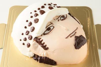 キャラクターデコレーションケーキ6号の画像2枚目