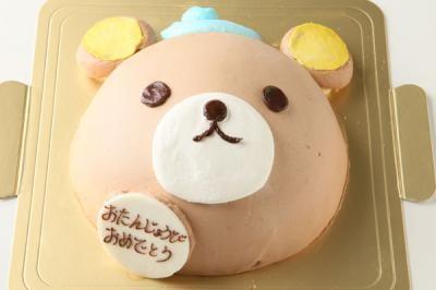 キャラクターデコレーションケーキ6号の画像5枚目