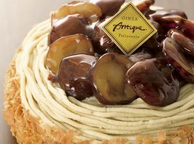 記念日に最適!ホールで注文できるタルトケーキ