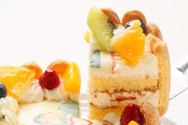 スペシャルフォトケーキ 15×15cmの画像3枚目