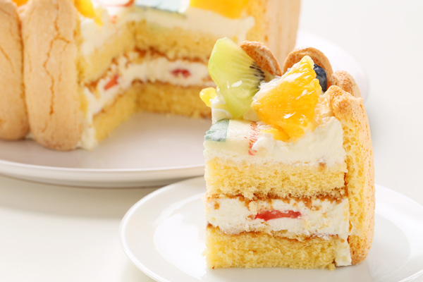 スペシャルフォトケーキ 15×15cmの画像5枚目